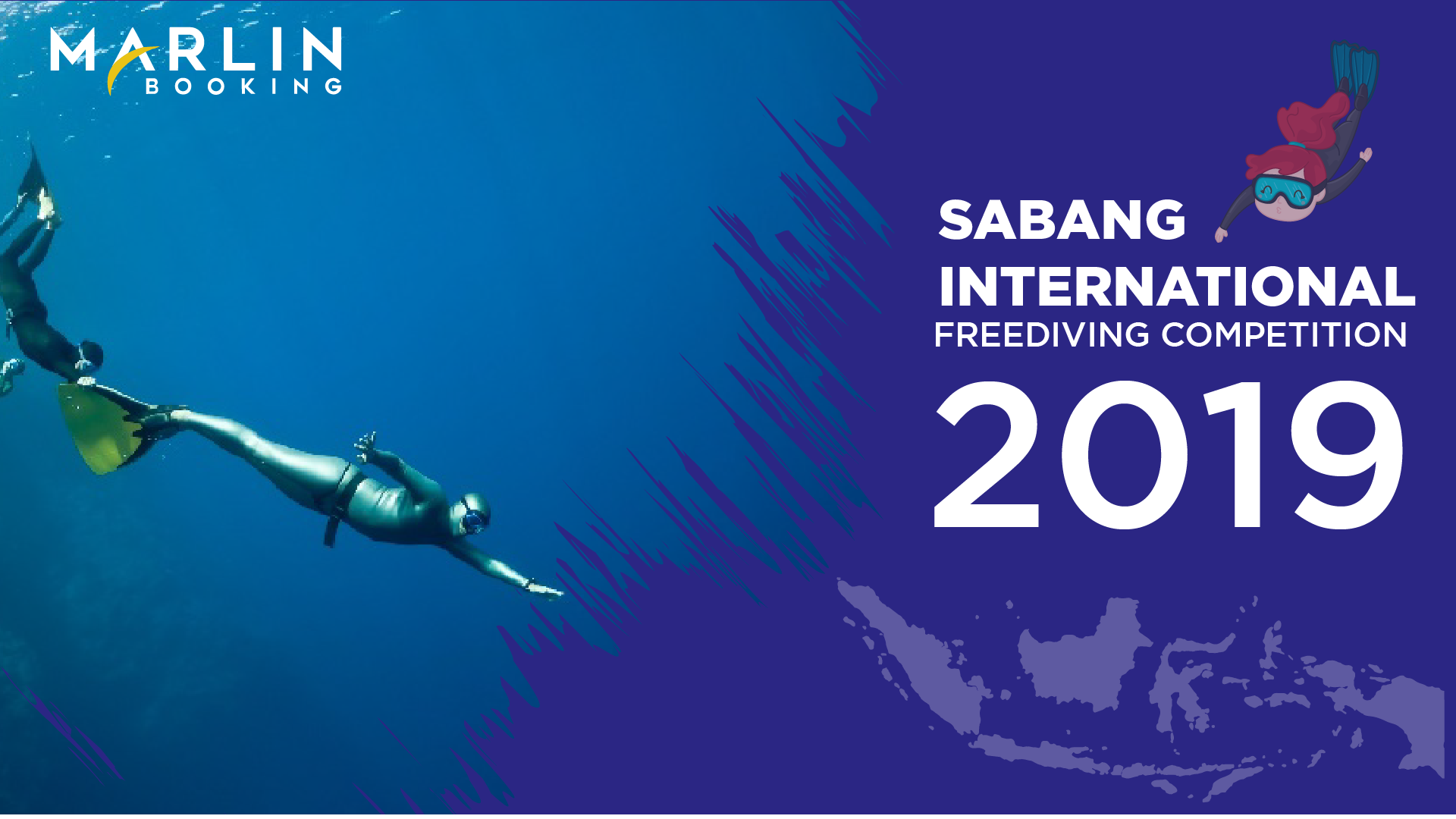 Sabang International Freediving Competition 2019 Resmi Berakhir