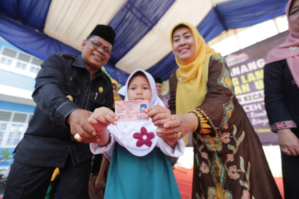 Lagi, Gampong Lambhuk dan Ulee Kareng Jadi Gampong Layak Anak