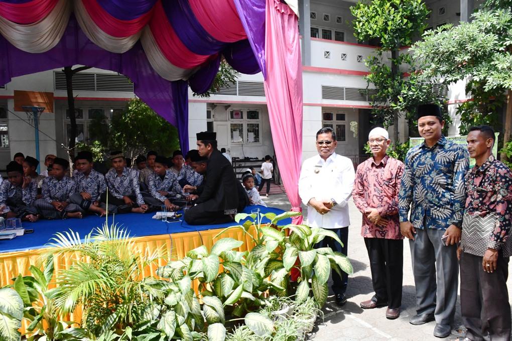 Wali Kota Banda Aceh Ajak Pelajar Lestarikan Maulid Nabi