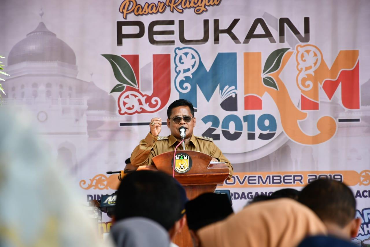 Wali Kota Usul Timphan Jadi Buah Tangan Di Aceh