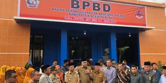 Plt Gubernur Aceh Harapkan Superteam Dalam Menghadapi Bencana