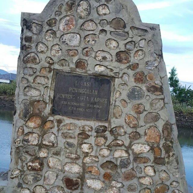 Kuta Kaphee, Simbol dan Sejarah Kehebatan Aceh di Alue Naga