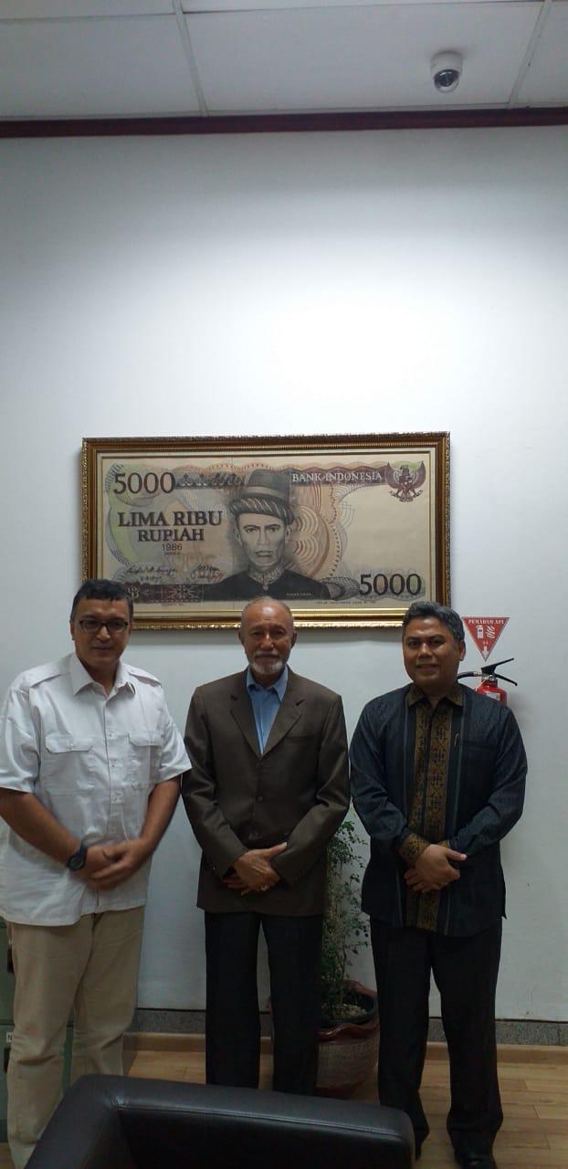 Wali Nanggroe Dan BI Perwakilan Aceh Akan kolaborasi, Ini Bentuknya