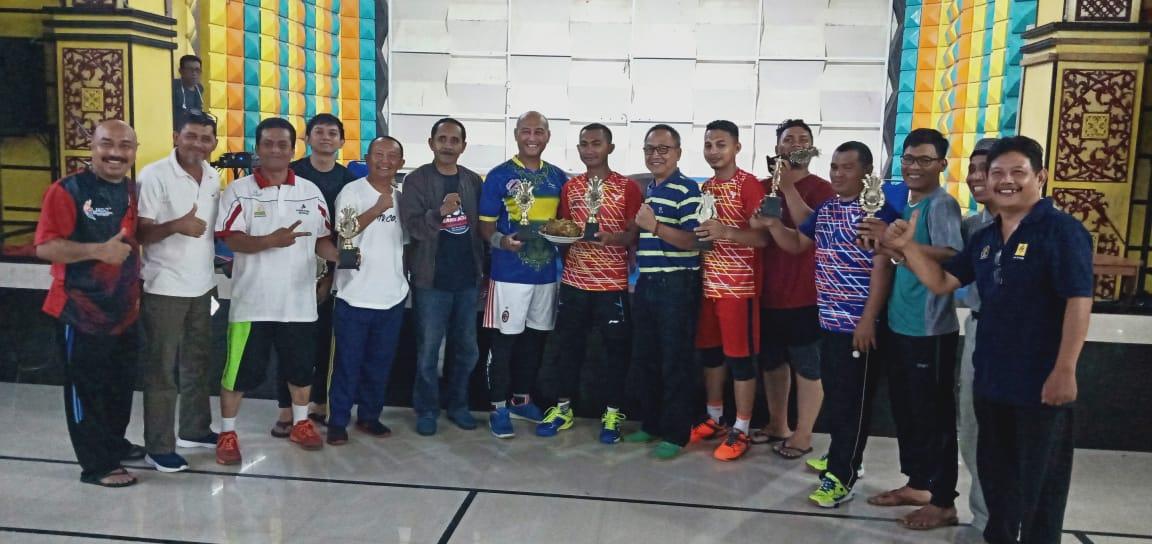 Agus dan Satria Phonna Juara MBSS II/2020