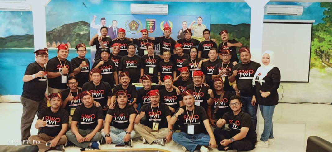 Seminar Olahraga Nasional Awali Rakernas Siwo PWI 2021