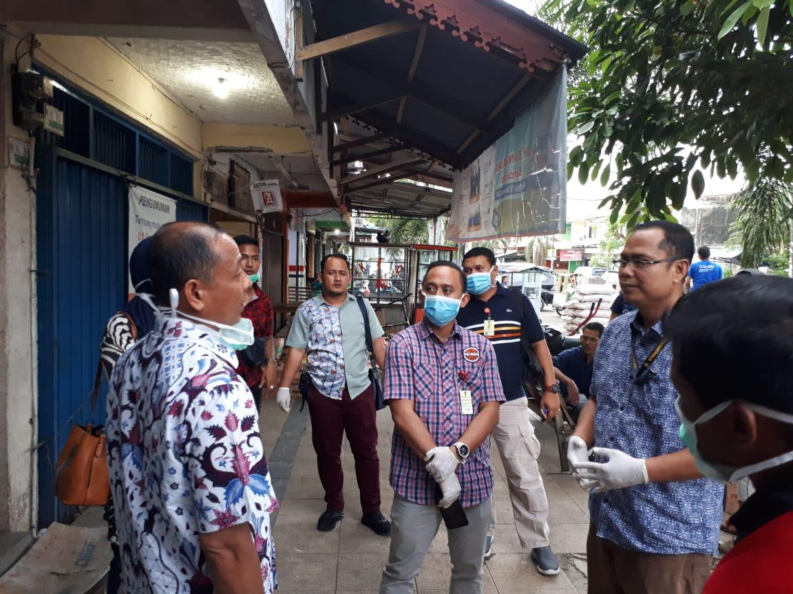 Satgas Pangan Lakukan Pengecekan Gula Pasir Yang Mulai Langka di Pasaran