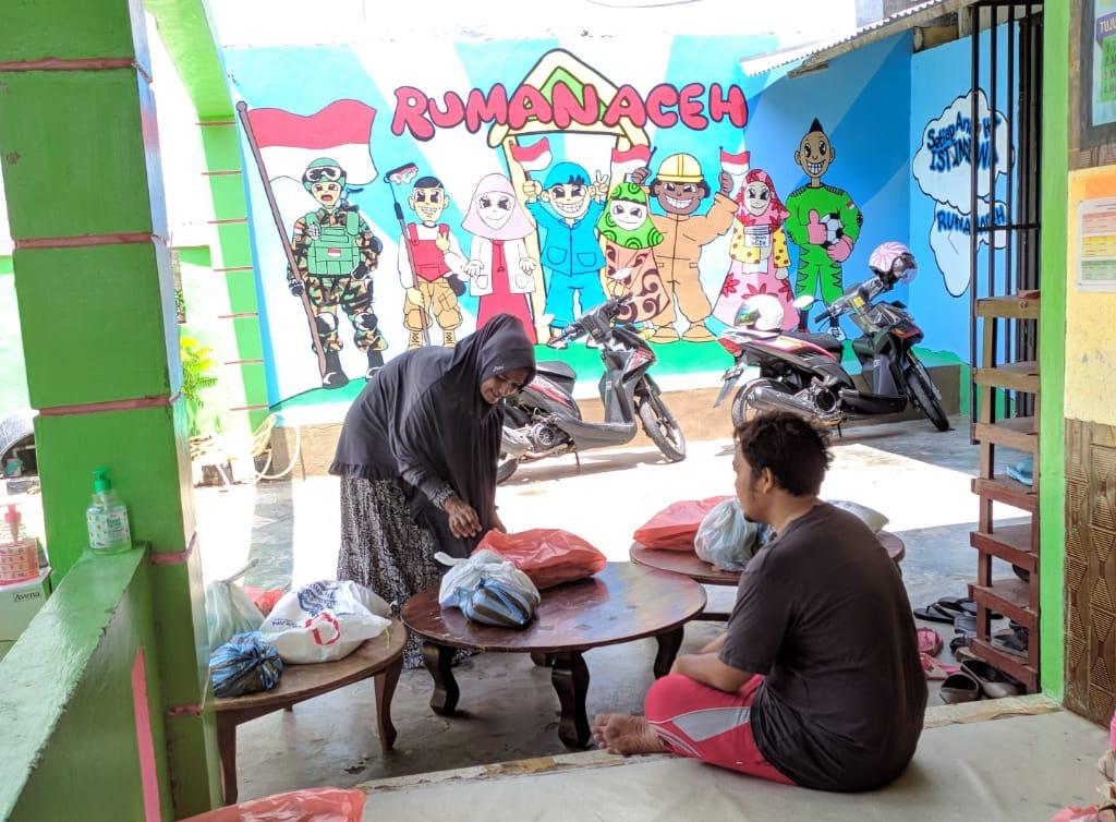 PKBM RUMAN Aceh Lakukan Lelang Kebajikan Bagi Masyarakat Kelas Menengah