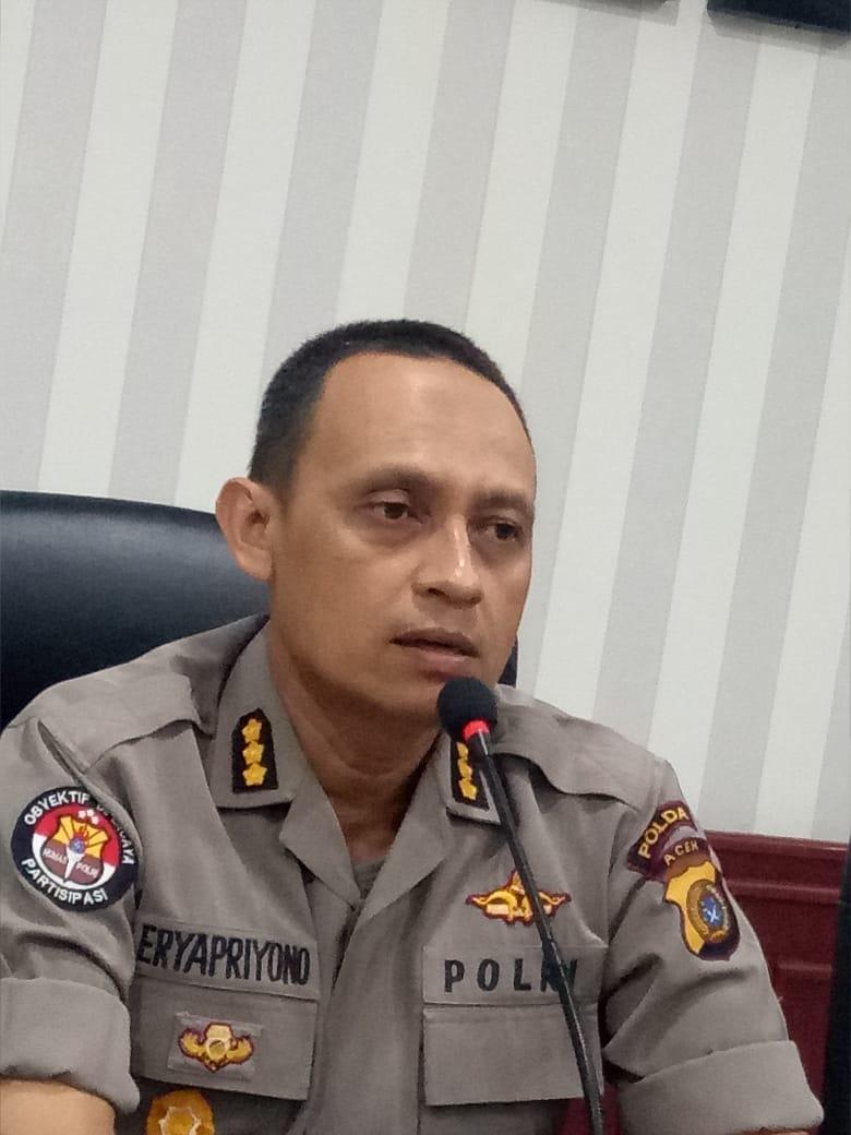 Kabid Humas Ajak Personel Polri di Aceh Pakai Masker