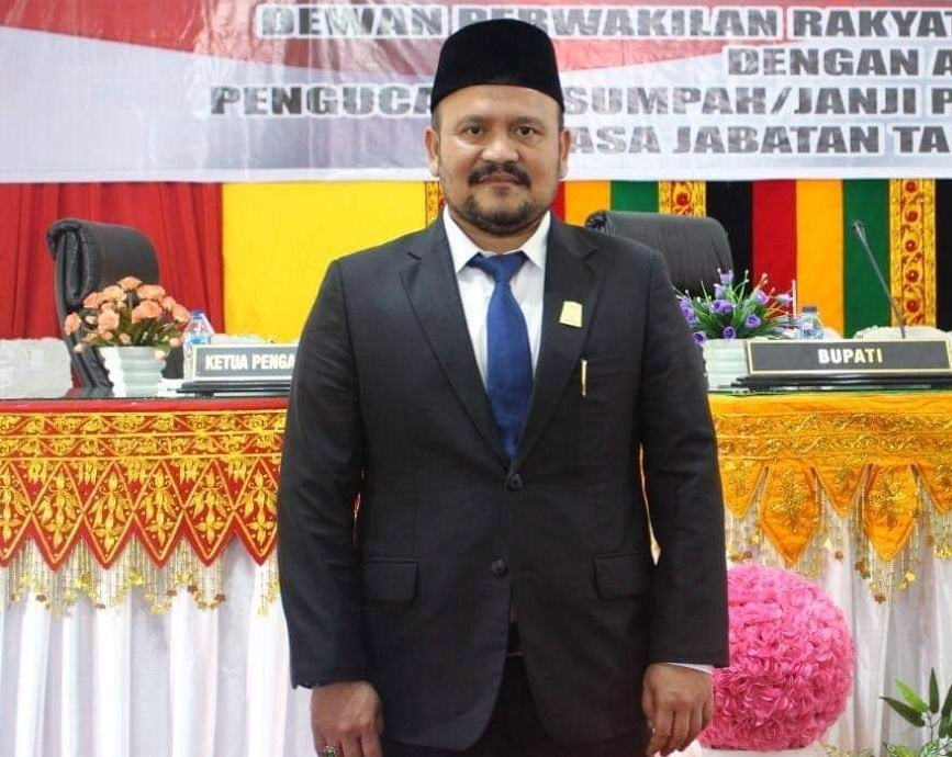 Bantu Penanganan Covid-19 di Aceh Besar, Ketua DPRK Sumbang 50% Gajinya