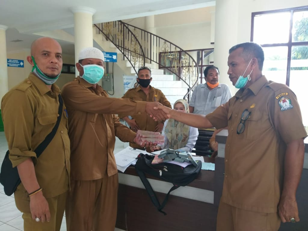 Penanganan Covid-19, Pemda Salurkan Dana Jaminan Sosial Kepada 17 Ribu KPM Aceh Barat