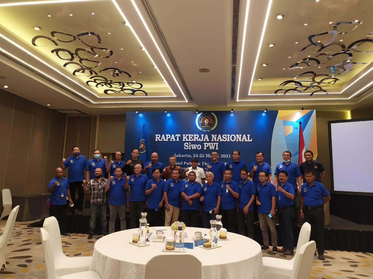Rakernas Siwo Putuskan Porwanas Jawa Timur Diundur Tahun 2022