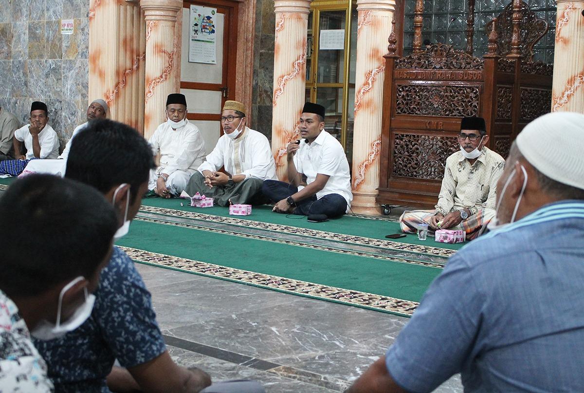 Serap Aspirasi Warga Abdya, Safaruddin Perjuangkan Pembangunan Insfrastruktur dan Pemberdayaan Ekonomi