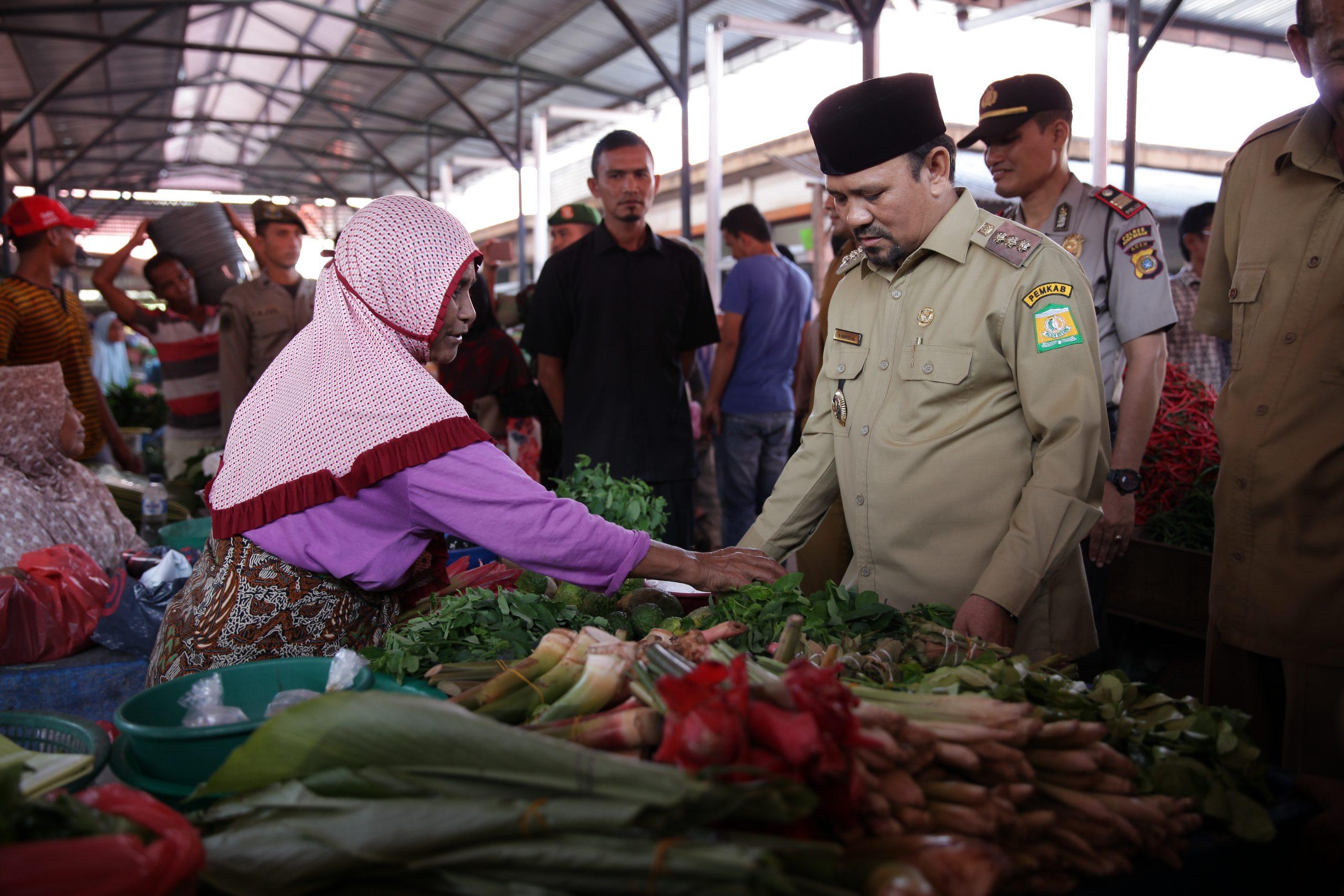 Bupati Aceh Besar Ajak Masyarakat Tetap Ikuti Protokol Kesehatan