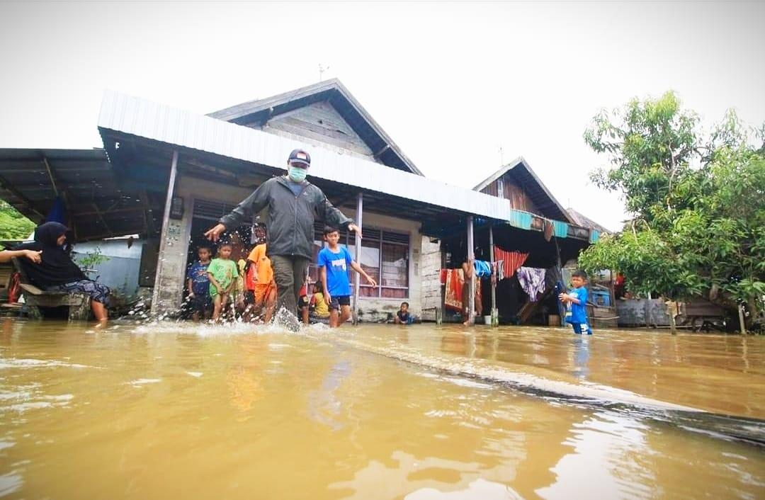 Gubernur Nyatakan Kalimantan Selatan Berstatus Tanggap Darurat