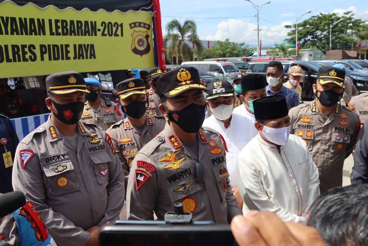 Kapolda Aceh Ajak Masyarakat Patuhi Instruksi Pemerintah
